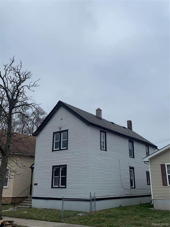 3379 24TH Street, Detroit, MI 48208 (#2210087942) :: Duneske Real Estate Advisors