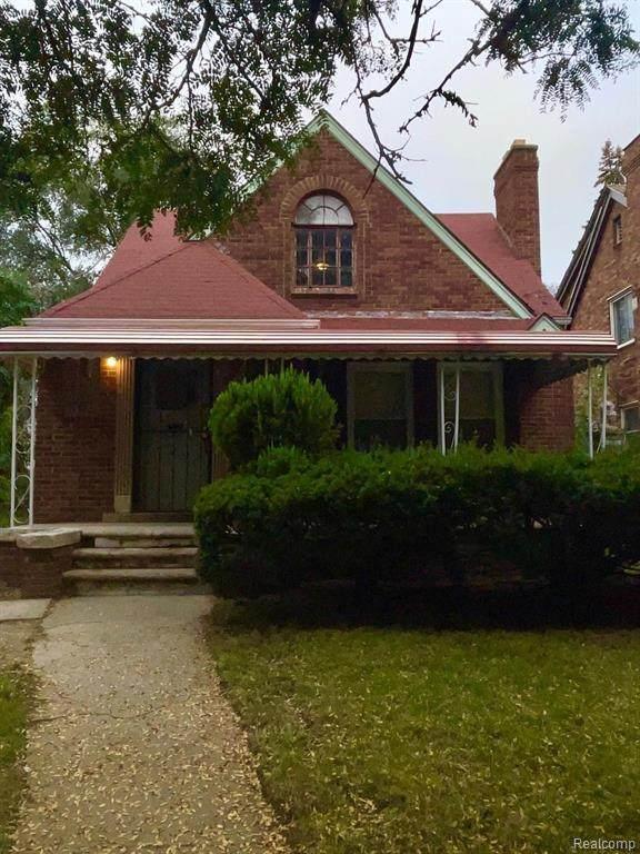 18009 Ilene Street, Detroit, MI 48221 (#2210087977) :: Duneske Real Estate Advisors
