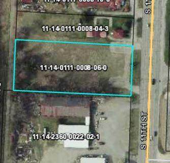2146 S 11th Street, Niles Twp, MI 49120 (#69021111477) :: National Realty Centers, Inc