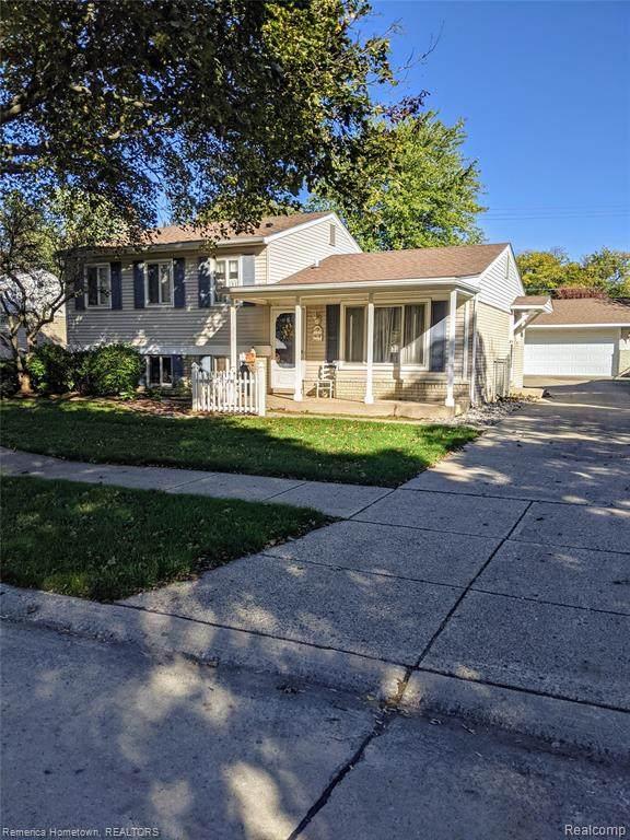 14170 Hix Street, Livonia, MI 48154 (#2210088259) :: The Alex Nugent Team | Real Estate One