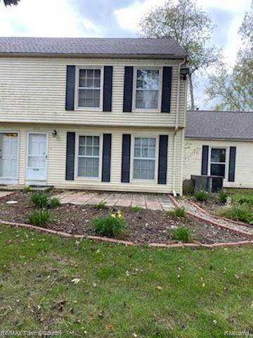 2171 Painted Post Drive, Flint Twp, MI 48433 (#2210088389) :: Real Estate For A CAUSE