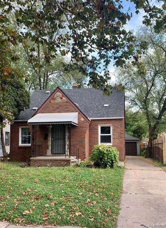 14110 Grandville Avenue, Detroit, MI 48223 (#2210088463) :: The Alex Nugent Team | Real Estate One