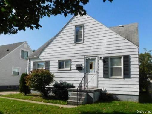 21845 Cyman Avenue, Warren, MI 48091 (#2210088690) :: The Alex Nugent Team | Real Estate One