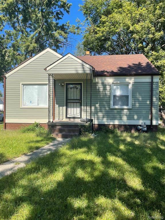12001 Greiner Street, Detroit, MI 48205 (#2210088691) :: The Alex Nugent Team | Real Estate One