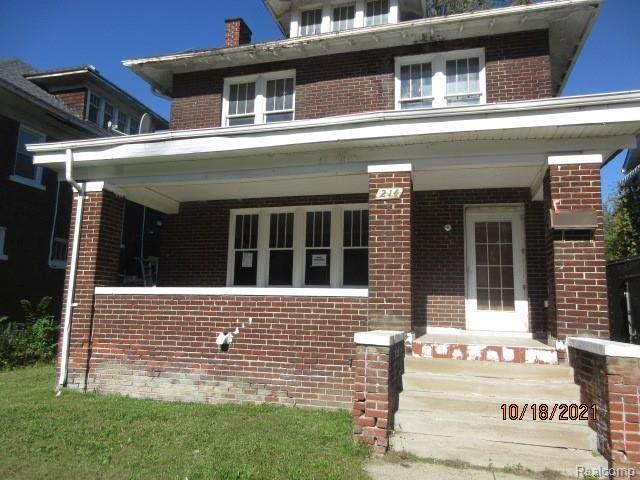 214 Worcester Pl, Detroit, MI 48203 (#2210089080) :: The BK Agency