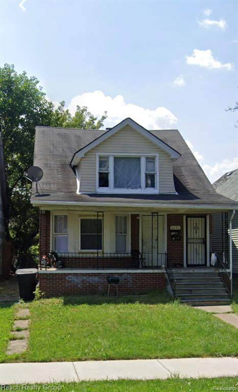 5201 Fairview Street, Detroit, MI 48213 (#2210089278) :: Real Estate For A CAUSE