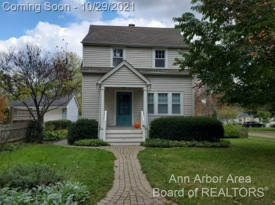 700 Wesley Avenue, Ann Arbor, MI 48103 (#543284708) :: National Realty Centers, Inc
