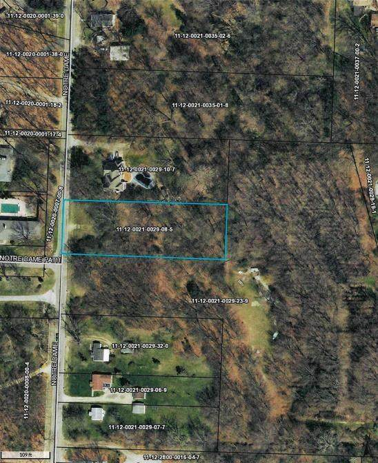 5029 Notre Dame Avenue, Lincoln Twp, MI 49127 (#69021112416) :: National Realty Centers, Inc