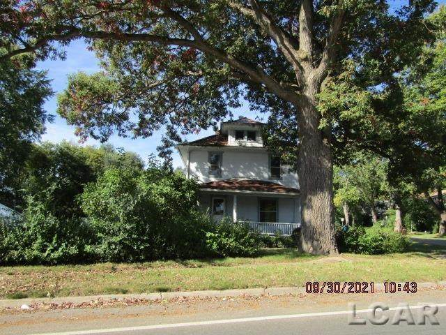 2302 Francis St, Summit Twp, MI 49203 (#56050059078) :: National Realty Centers, Inc
