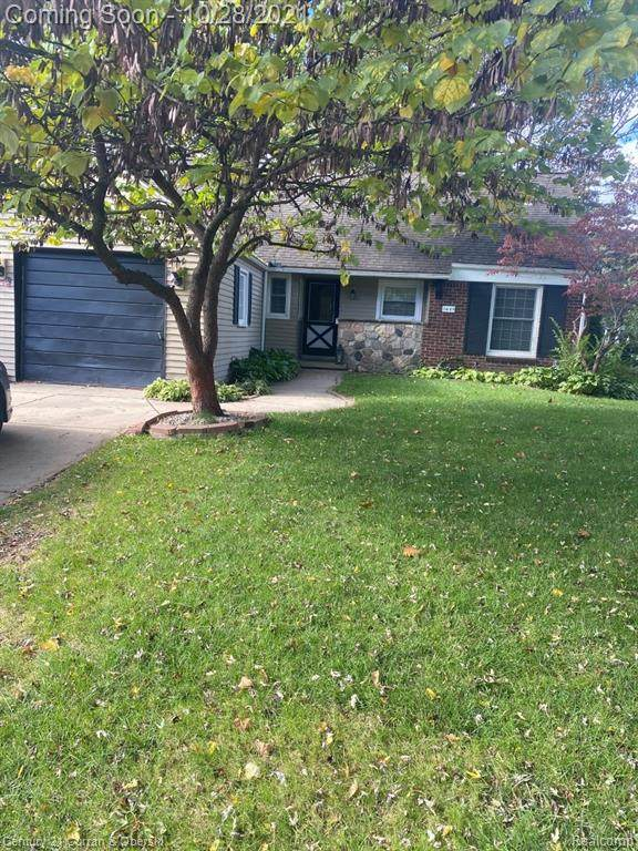3649 Brewster Street, Dearborn, MI 48120 (#2210090064) :: National Realty Centers, Inc