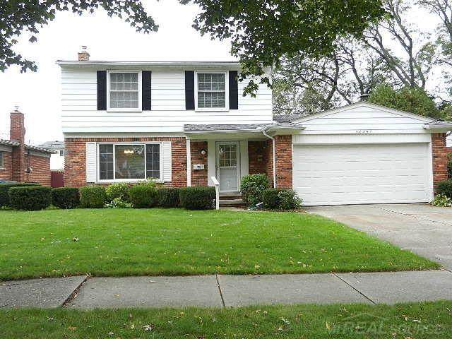 30257 Barbary Court, Warren, MI 48093 (#58050059202) :: Real Estate For A CAUSE
