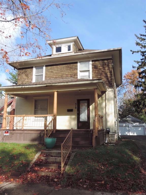 518 Webb Street, Jackson, MI 49202 (#543253061) :: RE/MAX Classic