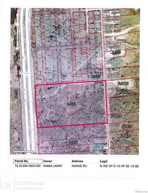 1 Range Rd, Kimball Twp, MI 48074 (#58031335085) :: Simon Thomas Homes