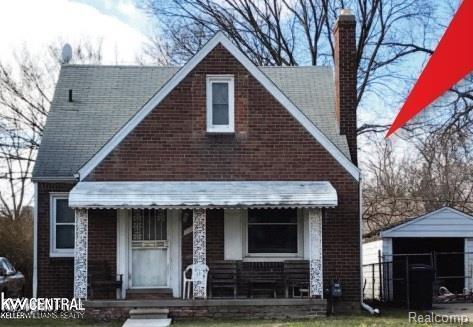 17135 Ashton, Detroit, MI 48219 (MLS #58031336748) :: The Toth Team
