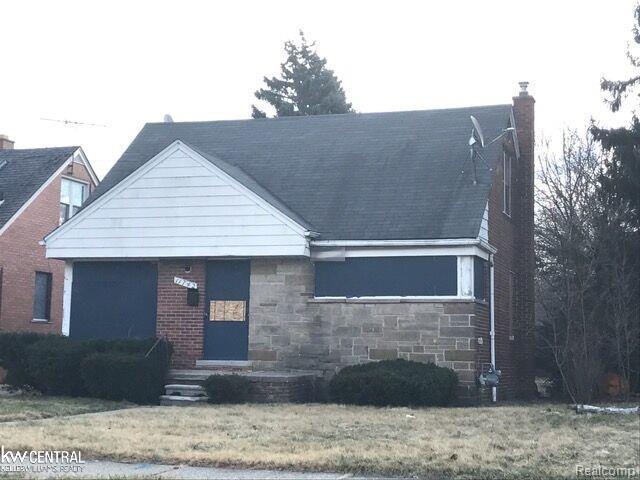 11742 Roxbury, Detroit, MI 48224 (MLS #58031336869) :: The Toth Team