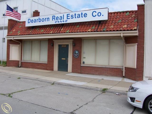 24442 Michigan, Dearborn, MI 48124 (MLS #213065813) :: The Toth Team