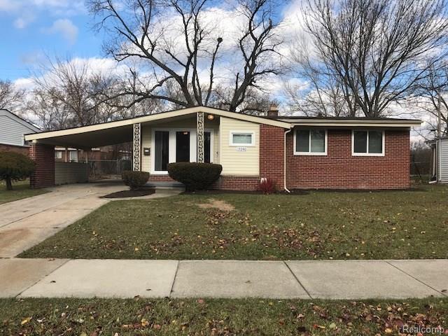 13340 Woodvale Street, Oak Park, MI 48237 (#217107344) :: Metro Detroit Realty Team | eXp Realty LLC