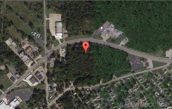 0 Green Street, New Baltimore, MI 48047 (#58031258915) :: The Alex Nugent Team | Real Estate One