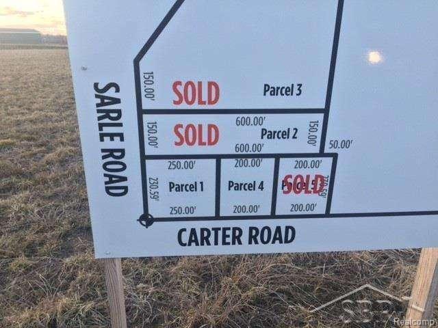 11000 Carter Road, Tittabawassee Twp, MI 48623 (#61031315281) :: GK Real Estate Team