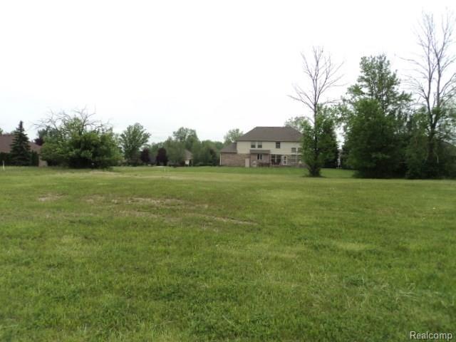 LOT 75 Irene Drive, Saint Clair Twp, MI 48079 (#217043128) :: The Buckley Jolley Real Estate Team
