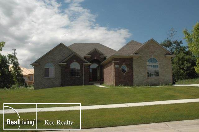 72163 Mckay, Bruce Twp, MI 48065 (#58031326422) :: The Alex Nugent Team | Real Estate One