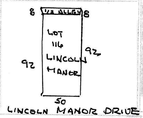 0 Lincoln Manor, Grand Blanc Twp, MI 48507 (#5002569654) :: Duneske Real Estate Advisors