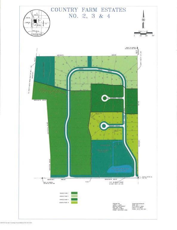 7325 Cross Creek-Lot 31 Drive, Victor Twp, MI 48848 (#630000223259) :: Alan Brown Group