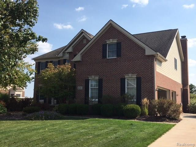16101 Crystal Downs E, Northville Twp, MI 48168 (MLS #218013843) :: The Toth Team