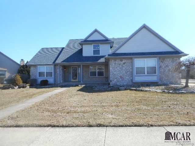 4339 Quail Ridge Ln, Newport, MI 48166 (#57003451826) :: RE/MAX Vision