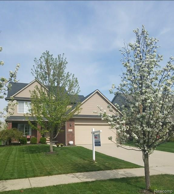 16503 Mulberry Way, Northville Twp, MI 48168 (#218022164) :: RE/MAX Classic