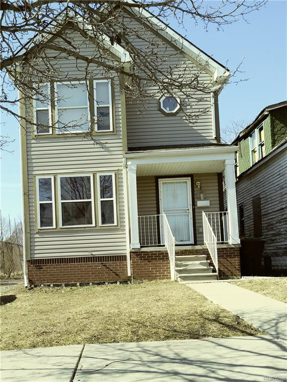 5775 Mcclellan St, Detroit, MI 48213 (MLS #218023601) :: The Toth Team