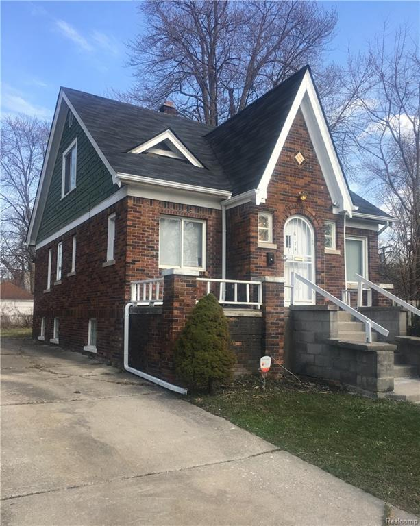 6174 Woodhall Street, Detroit, MI 48224 (MLS #218025724) :: The Toth Team