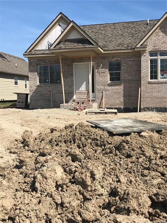 23934 Meadows Avenue #52, Flat Rock, MI 48134 (#218031668) :: Duneske Real Estate Advisors
