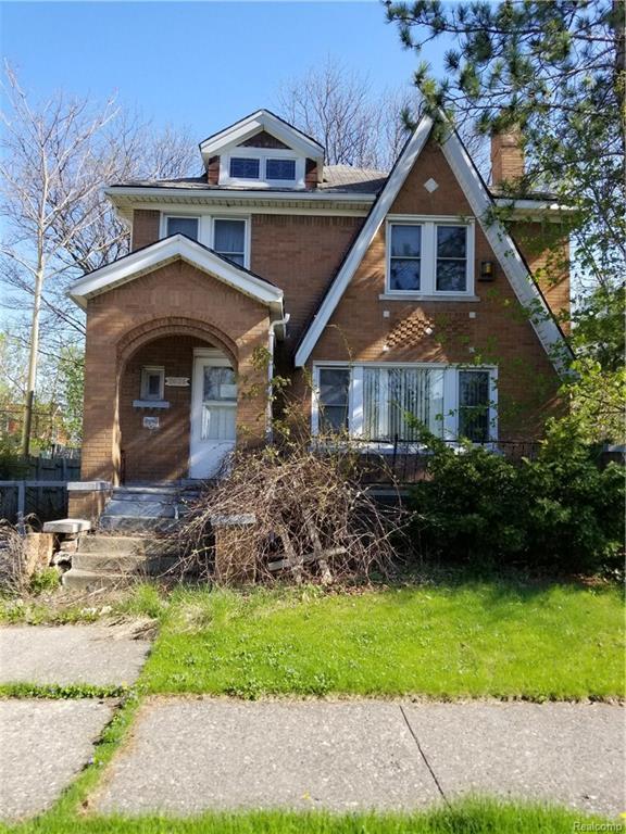 11826 Sanford Street, Detroit, MI 48205 (#218038876) :: RE/MAX Classic