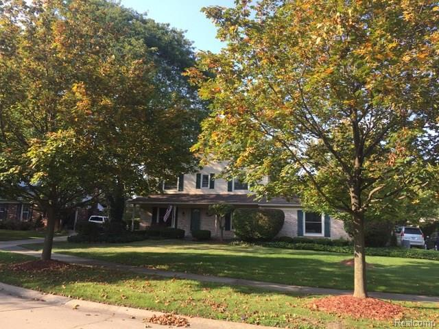 11200 Academy Court, Plymouth Twp, MI 48170 (#218045008) :: Duneske Real Estate Advisors