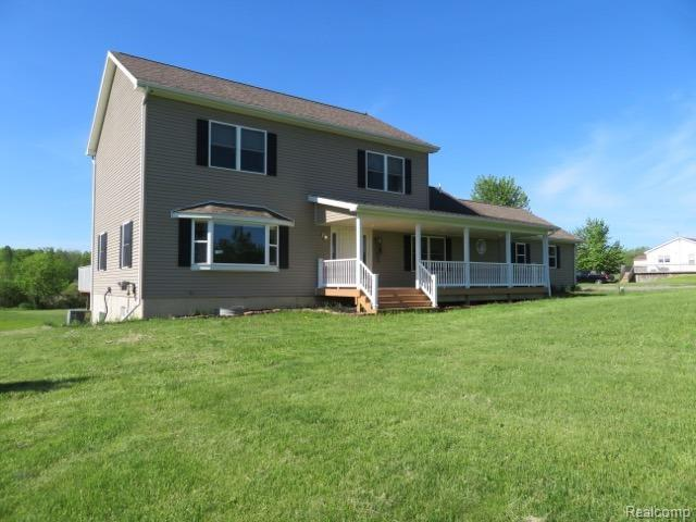 6737 Pocklington Road, Raisin Twp, MI 49229 (#543257147) :: Duneske Real Estate Advisors