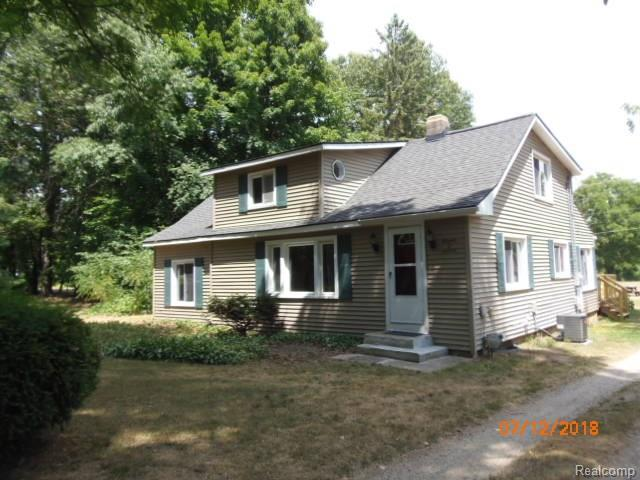 905 County Farm Road, Marion Twp, MI 48843 (#218056317) :: The Mulvihill Group