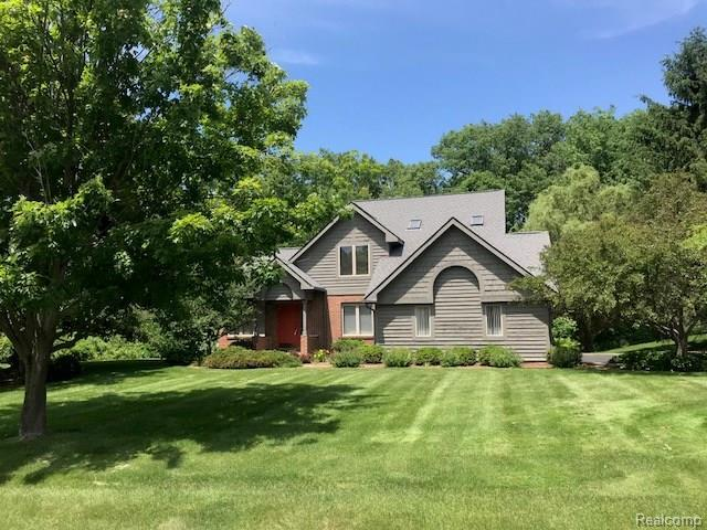 2812 Bent Tree Drive, Scio Twp, MI 48130 (#218056640) :: RE/MAX Classic