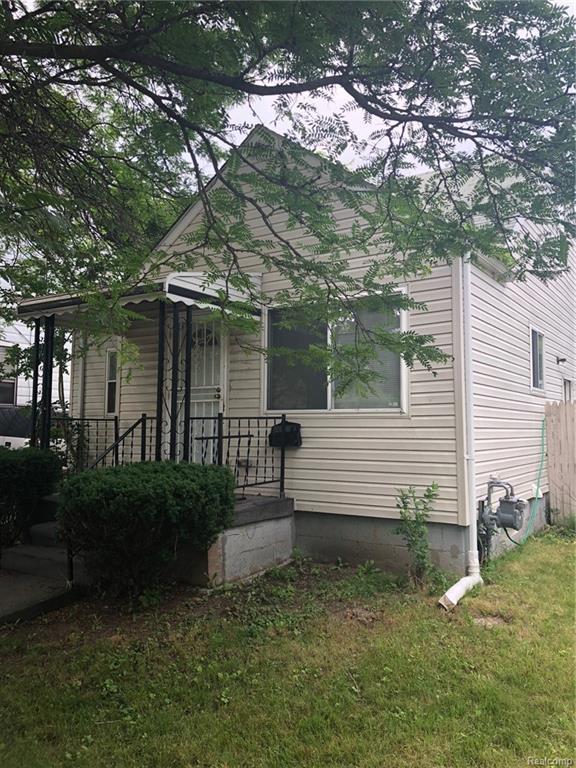 991 E Hildale, Detroit, MI 48203 (#218061872) :: Duneske Real Estate Advisors