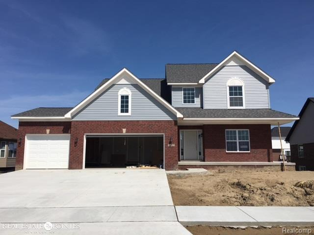 20837 Prairie Creek Blvd, Brownstown Twp, MI 48183 (MLS #58031354109) :: The Toth Team