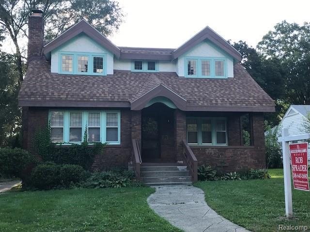 180 Cherokee Road, Pontiac, MI 48341 (MLS #218072582) :: The Toth Team