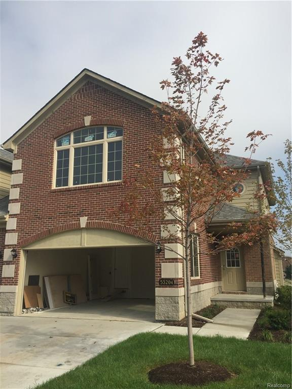 53204 Celtic Drive, Shelby Twp, MI 48315 (#218078049) :: The Mulvihill Group