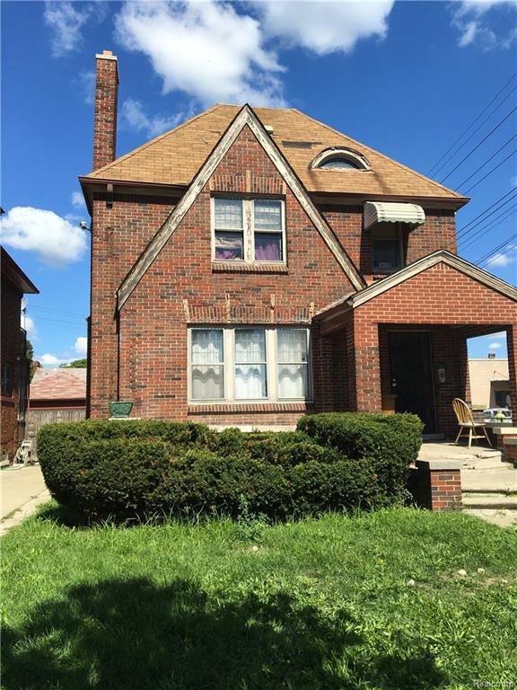 3728 Sturtevant Street, Detroit, MI 48206 (#218078291) :: Duneske Real Estate Advisors