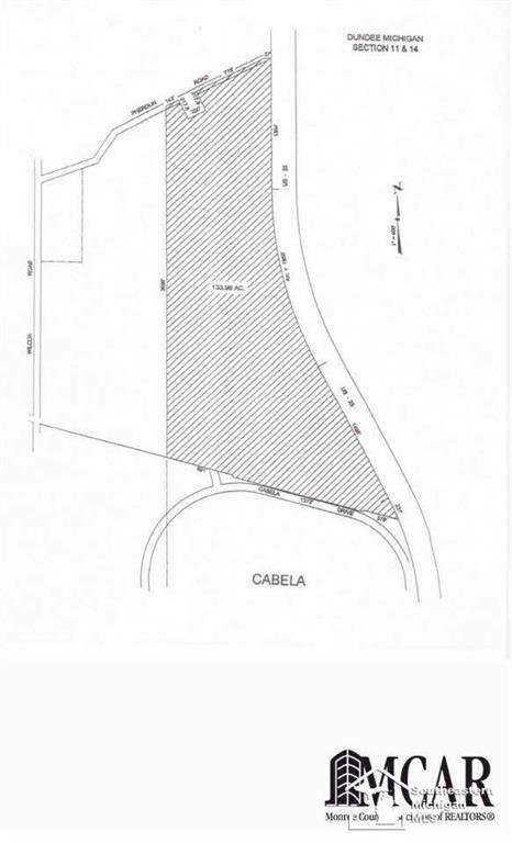 0 Cabela Blvd, Dundee, MI 48131 (#57020096098) :: Duneske Real Estate Advisors