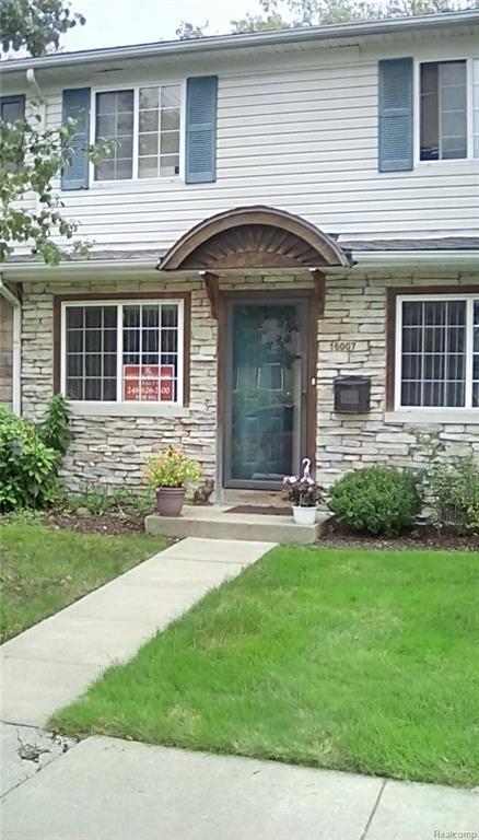 16007 Terrace Village, Taylor, MI 48180 (#218089940) :: RE/MAX Nexus