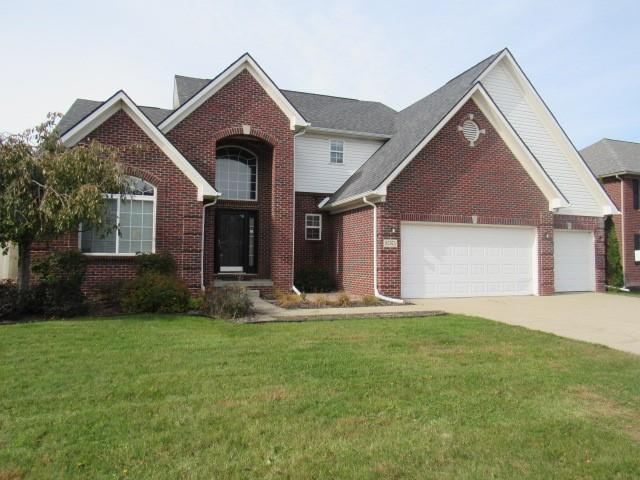32574 Bondie Drive, Brownstown Twp, MI 48173 (#218094065) :: RE/MAX Classic
