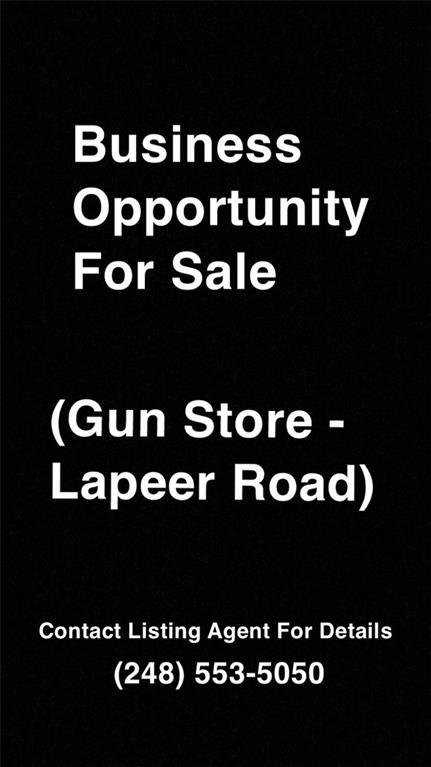 2543 S Lapeer Road, Orion Twp, MI 48360 (#218094452) :: RE/MAX Classic