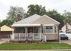 14541 White Avenue, Allen Park, MI 48101 (#218094763) :: RE/MAX Classic