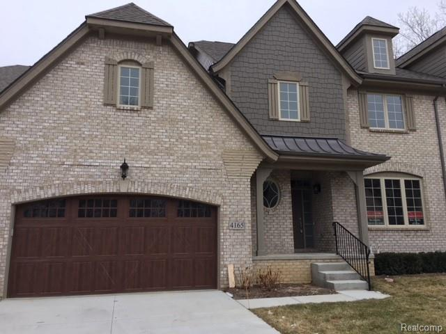 4165 Oak Arbor Court #19, Oakland Twp, MI 48306 (#218095622) :: The Buckley Jolley Real Estate Team