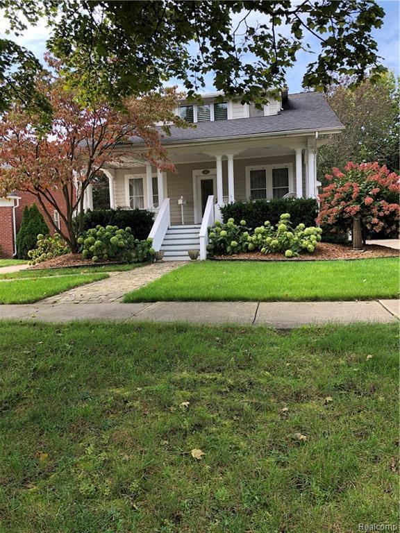 1460 Maryland Boulevard, Birmingham, MI 48009 (#218097032) :: RE/MAX Classic
